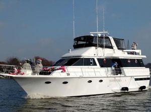 1989 Viking 55 Motor Yacht Widebody