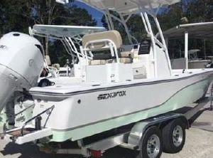 2018 Sea Fox 240 Viper