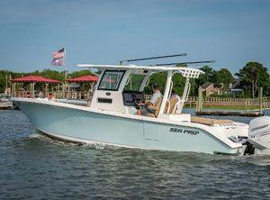 2022 Sea Pro 320 DLX