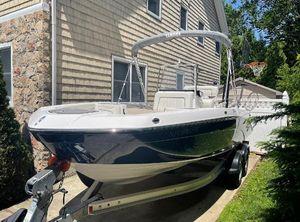 2018 Yamaha Boats FSH 210 Delux