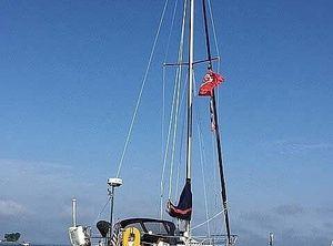1989 Catalina 34
