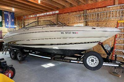 2000 Sea Ray 260 Bow Rider Select