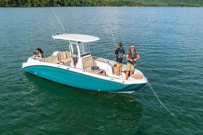 2022 Yamaha Boats 255FSH