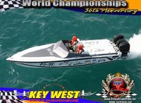 1983 Velocity Race Boat