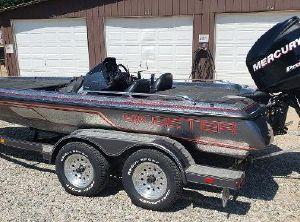 1995 Skeeter 200 Zx