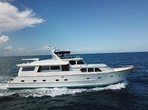 1984 Broward CPMY - Raised Pilothouse