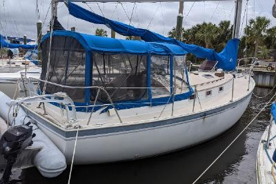 1987 Nonsuch 30 Ultra