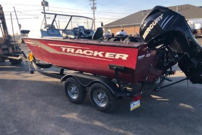 2018 Tracker Targa V-18 Combo