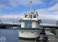 1985 North Sea 63' Trawler