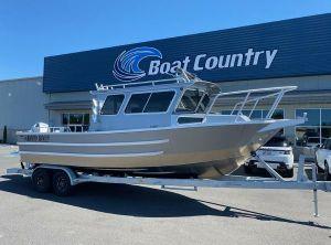 2020 North River Seahawk Offshore 2500