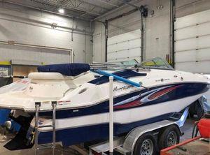Hurricane 2200 Sun Deck Boats For Sale Boat Trader