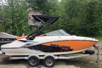 2011 Sea-Doo Sport Boats 210 SP