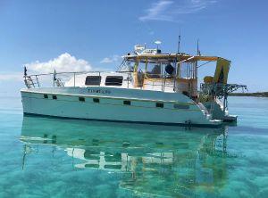2005 Endeavour 44' Trawler Cat