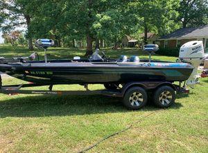1995 Ranger 487VS