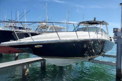 2006 Fountain 38 Sportfish Cruiser