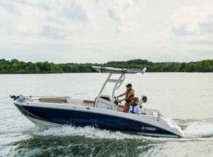 2021 Yamaha Boats 210 FSH Deluxe