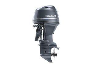 2021 Yamaha Outboards 60-hp High Thrust