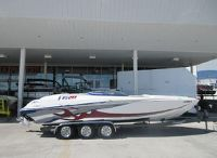 2004 Daves Custom Boats 28 FX EXTREME