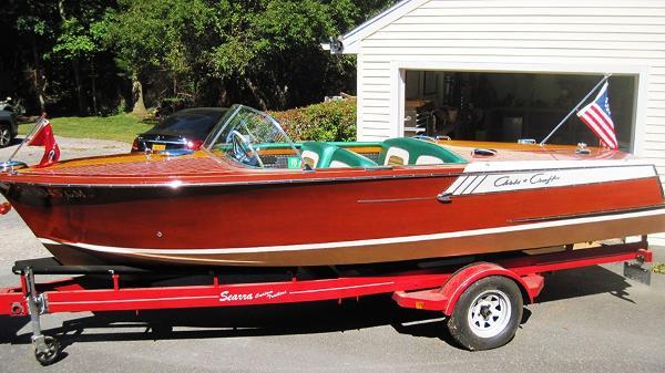 Used 1961 Chris-Craft Capri 19', 10001 New York - Boat Trader
