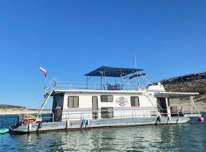 1993 Sumerset 16x62 ft Houseboat
