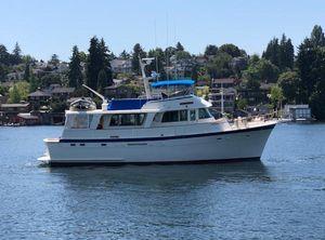 1980 Hatteras 58 Long Range Cruiser