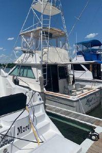 1987 Tiara Yachts 36 Convertible