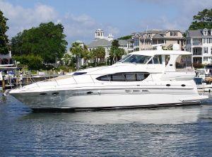2003 Sea Ray 480 Motoryacht