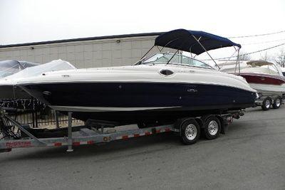 2008 Sea Ray 240 Sundeck