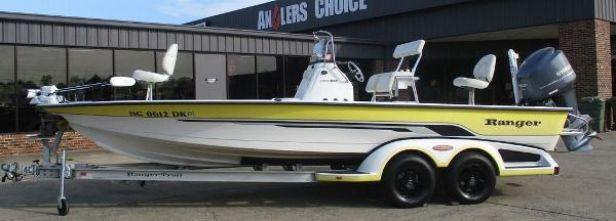 2004 Ranger 2300 Bay
