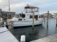 1983 Ocean Alexander 38 Trawler