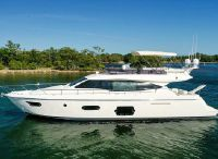 2011 Ferretti Yachts 57