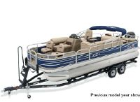2022 Sun Tracker Fishin' Barge 22 DLX