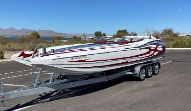 2007 Daves Custom Boats F29