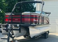 2018 Harris FloteBote Solstice 250 DC Dual Console
