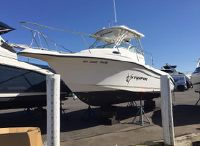 2005 Seaswirl Striper 2301 Walkaround OB