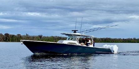 2022 Valhalla Boatworks V-46