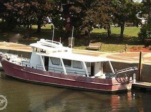 1967 Custom Blount 60 Converted Research Vessel