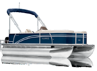2021 Harris CRUISER 230 - CW - PERFORMANCE TRIPLE TUBE