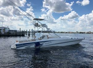 2008 Don Smith Power Boats 45 Center Console