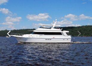 1993 Hatteras 65 Motoryacht
