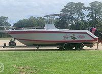 1998 Robalo 2620