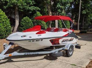 2007 Sea-Doo Sport Boats Speedster 150