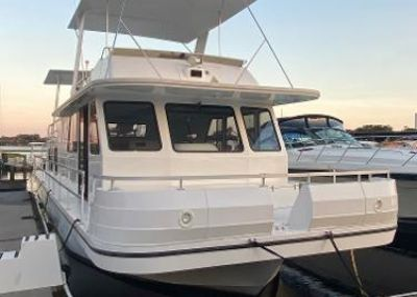 2001 Gibson 5500 Houseboat
