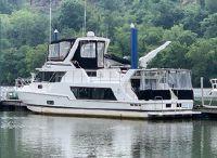 1990 Harbor Master 52 Costal Cruiser