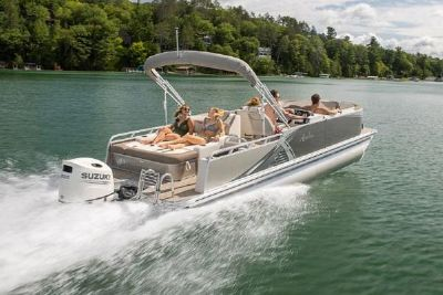 2021 Avalon LSZ Versatile Rear Bench 24 FT