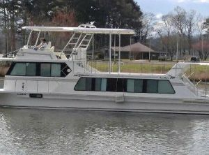 2002 Harbor Master 52 Widebody