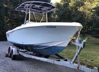 2008 Bluewater Sportfishing 2350