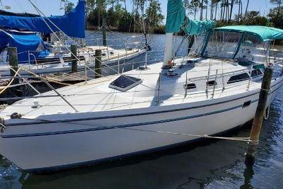1997 Catalina 36 MkII
