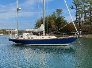 1982 Hinckley Bermuda 40 MK III Yawl