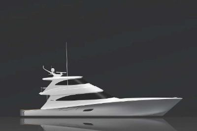 2021 Viking 80 Enclosed Bridge (TBD)